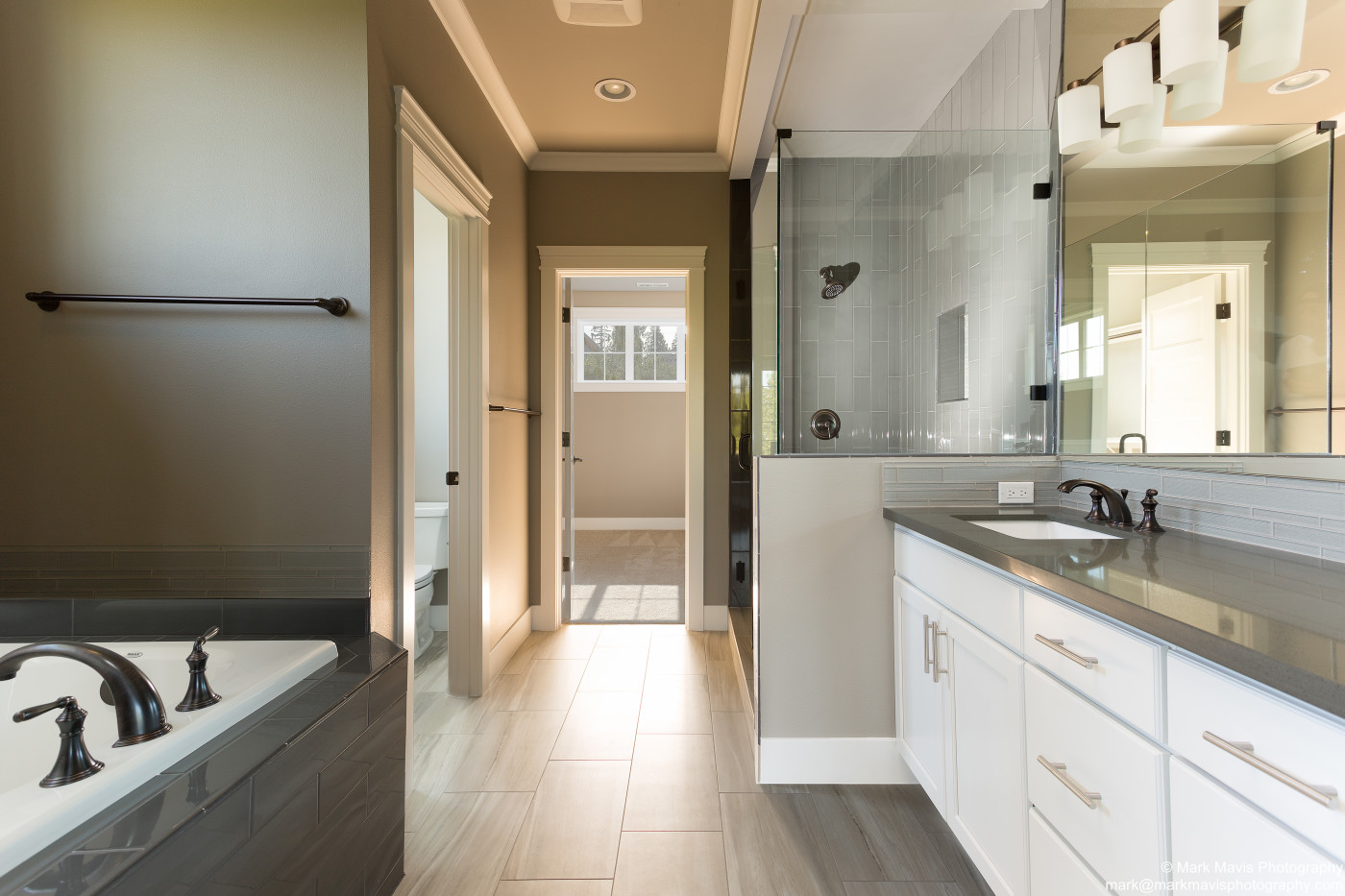 Tora Crest Lot 1 Master Bathroom